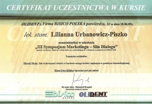 III Sympozjum Marketingu - Siła dialogu